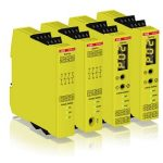 Sentry safety relays
