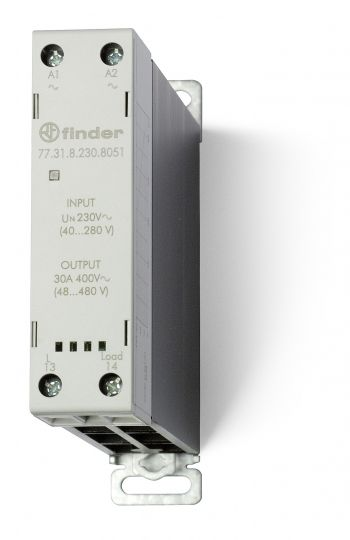 Finder series-77-modular-solid-state-relay-ssr-5-15-30-a